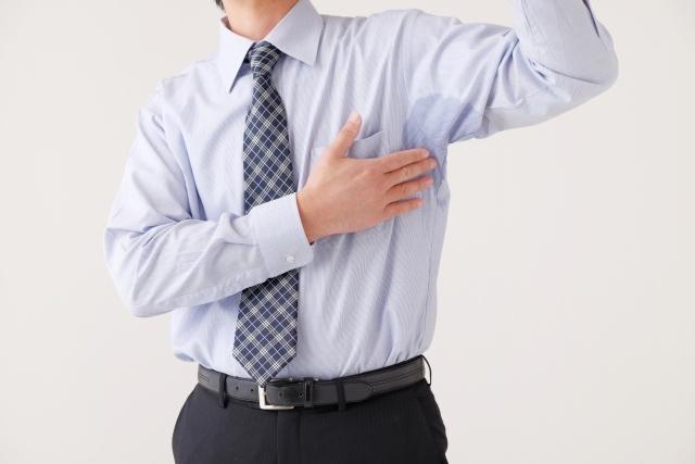 40歳男性は体臭に気をつける
