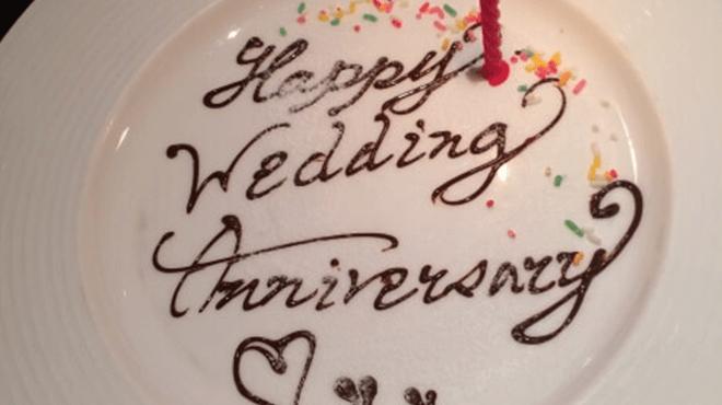 結婚記念日には素敵な、あるいはユニークな名前がついている!
