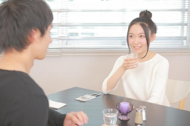 初デート後の1回目や2回目のデートで男性が求める女性像は、結婚生活を共に生活できるかどうか