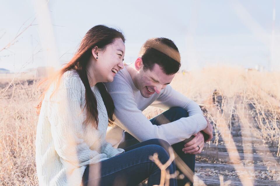自分と彼との将来の結婚生活は想像できますか?
