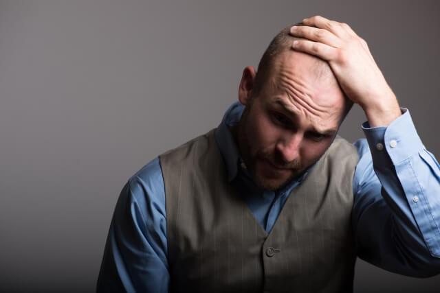 婚活疲れを起こす男性の特徴3:自己評価が低い