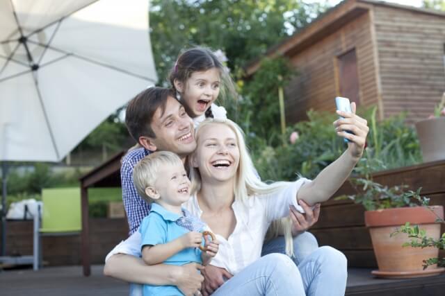 「家族 外人」の画像検索結果