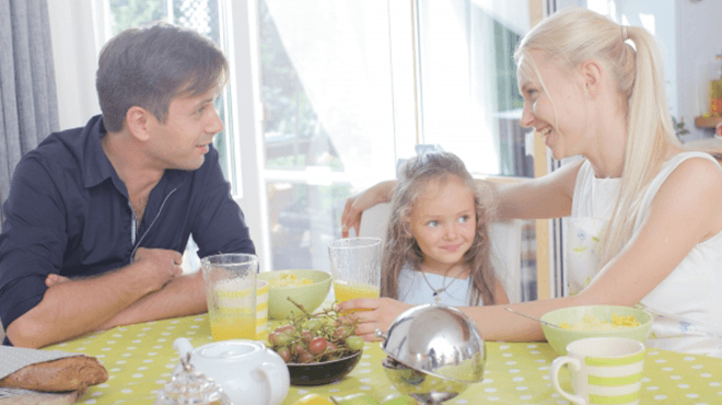 外国人家族のような家庭像に憧れる40代女性の婚活方法