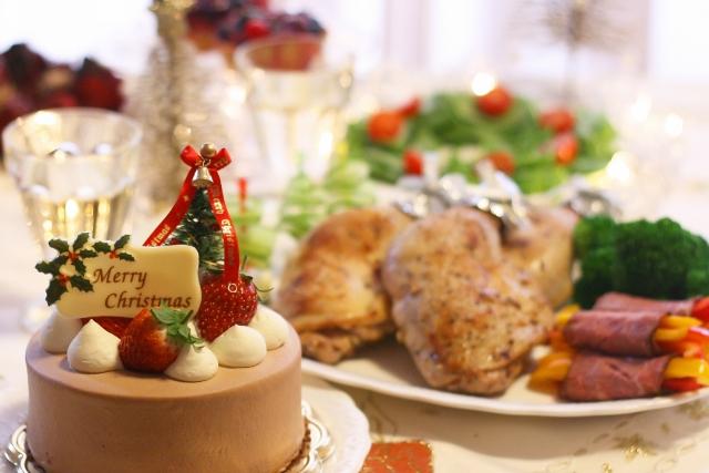 1 手作りのケーキや料理