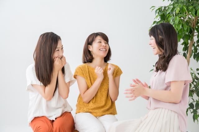 【結婚できない理由 ①】独身の女友達と毎週女子会