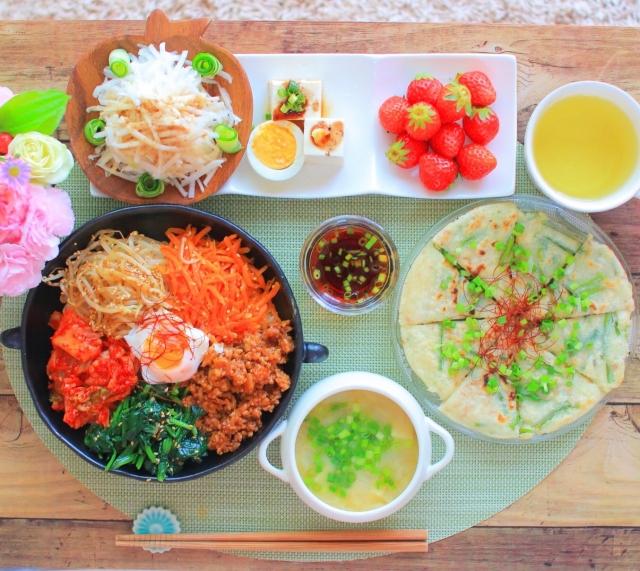 4 韓国料理が美人を作る