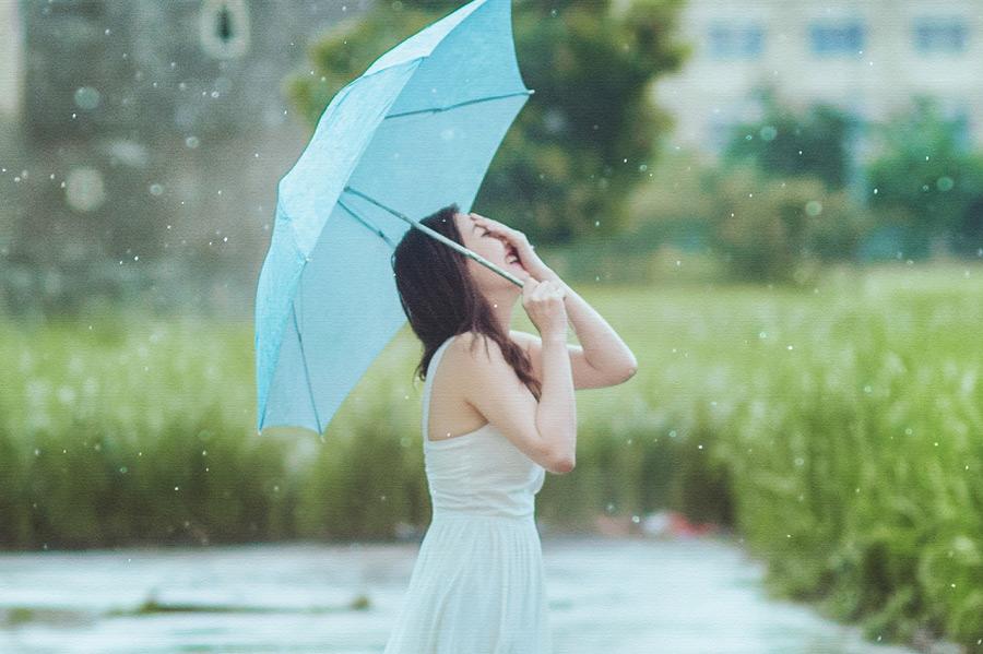 8 折り畳み傘