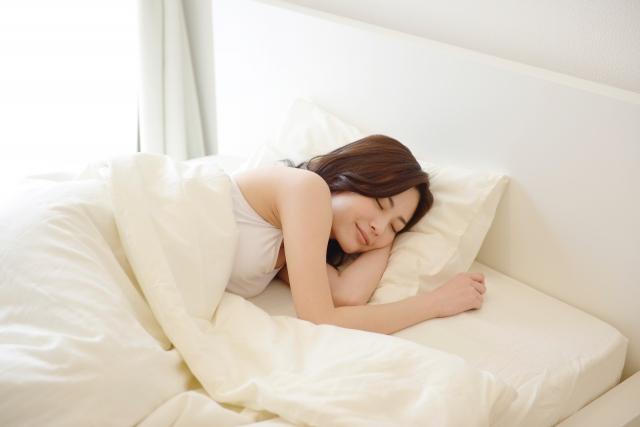 2 睡眠時間を十分にとって活力を養おう
