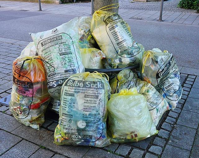 1 ゴミの分別・ゴミ出し