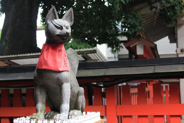 4 馬橋稲荷神社(東京・阿佐ヶ谷)