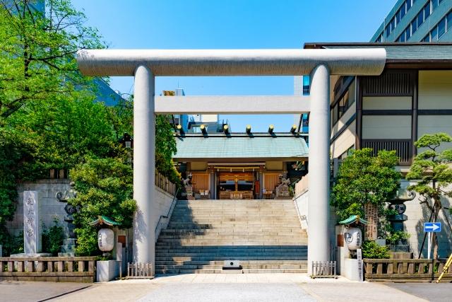 5 芝大神宮(東京・浜松町)