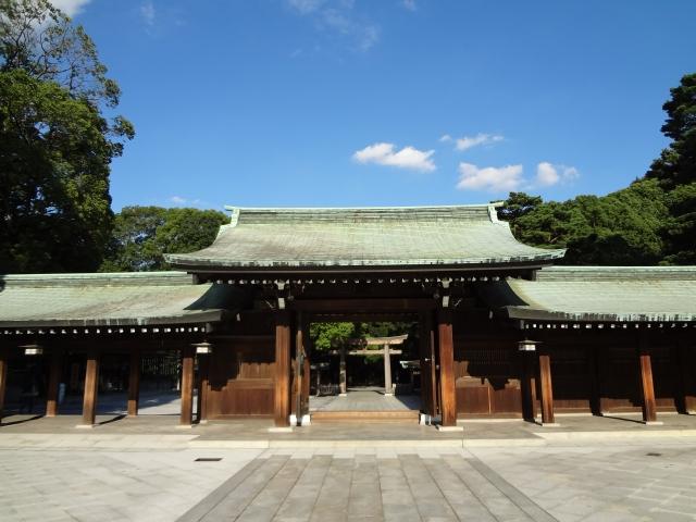 5 明治神宮(めいじじんぐう)