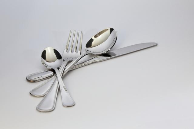 3 ナイフとフォークの使い方