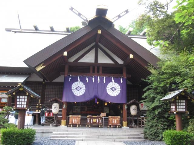 7 東京大神宮(とうきょうだいじんぐう)