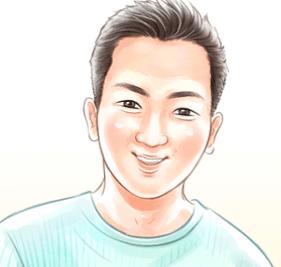 田口様【仮名】 30代前半 男性