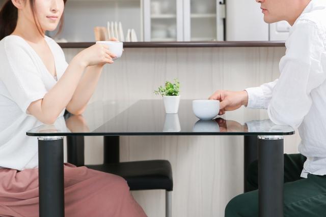 2.相談事では聞き役に徹してくれる