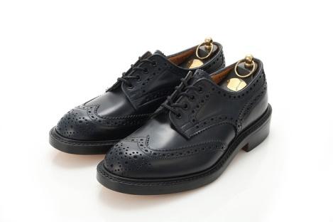 6 汚れのない靴を履く