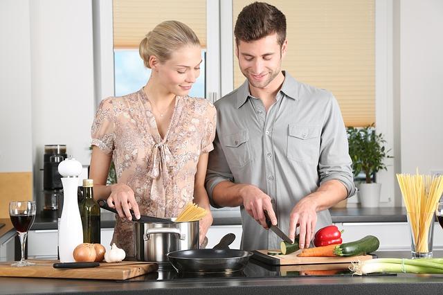 ルール9:なるべく二人で食事をする時間を設ける