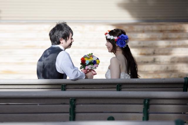 お見合い結婚は「結婚が先、恋愛が後」