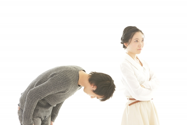 ルール3:夫婦喧嘩は男性(夫)が折れる
