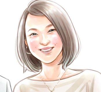 小野田様 【仮名】40代前半 女性