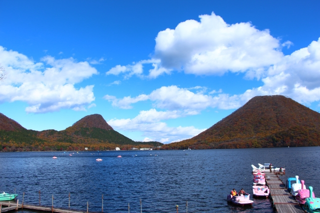 【群馬・高崎市】榛名湖(はるなこ)