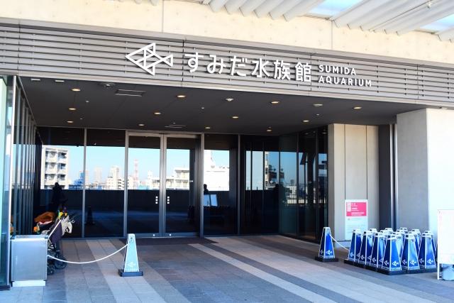 【東京・墨田区】すみだ水族館