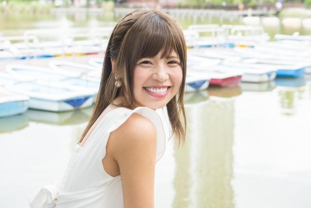 1. いつも笑顔である