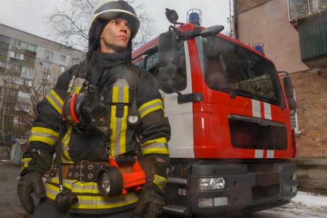 消防士はどうして女性に人気なのか?