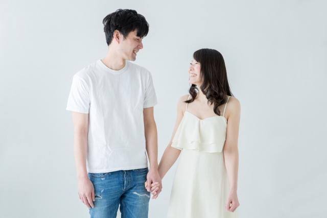 結婚までの交際期間は1年~2年が最多