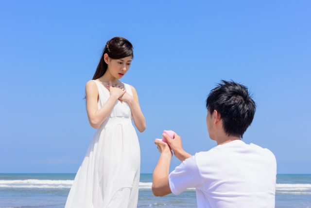 プロポーズまでしっかりサポート!