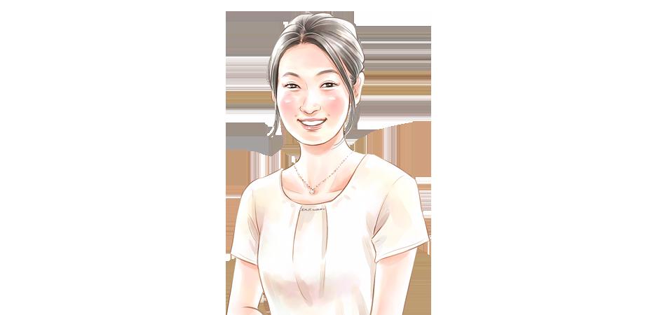 芝浦様【仮名】30代前半女性